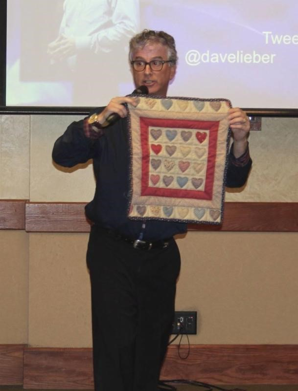 Ed Talk Speaker Dave Lieber