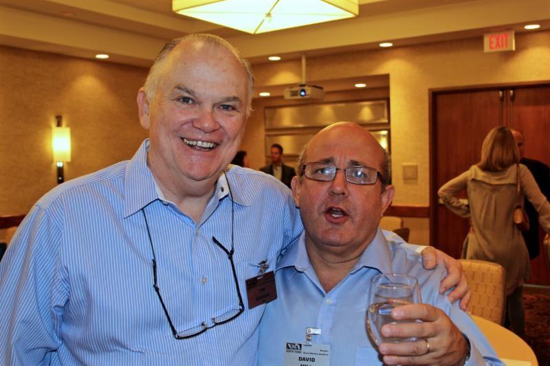 Tim Durkin, CSP and David Hill