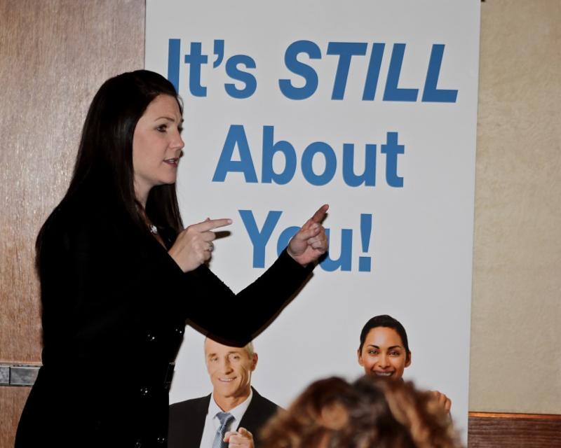 December Speaker Jill Schiefelbein