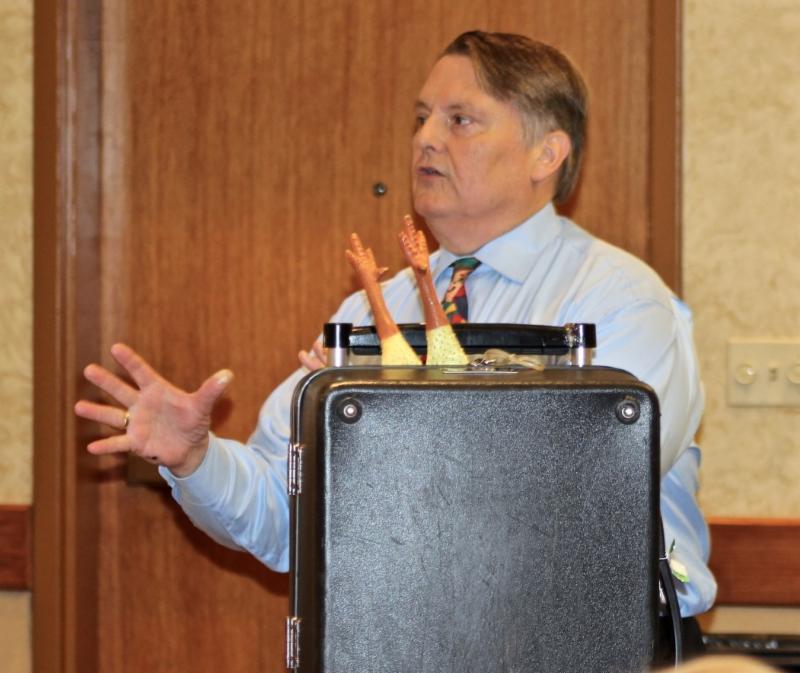 Speaker Tim Gard, CSP, CPAE