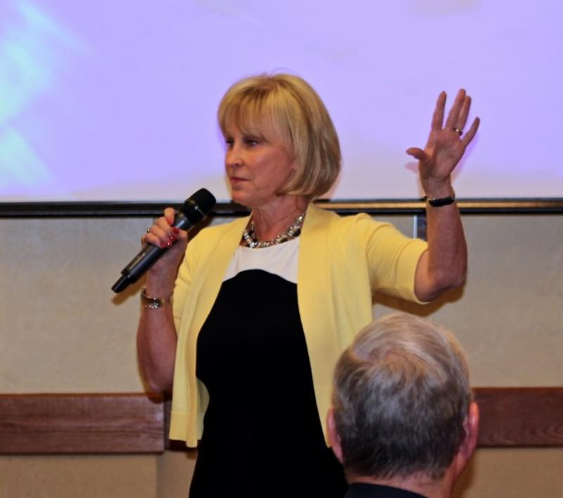 Speaker Connie Podesta, CSP, CPAE