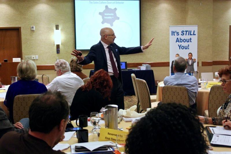 Speaker Todd Cohen
