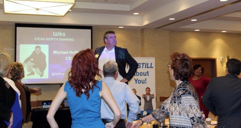 Ed Talk Speaker Michael Hoffman, CSP