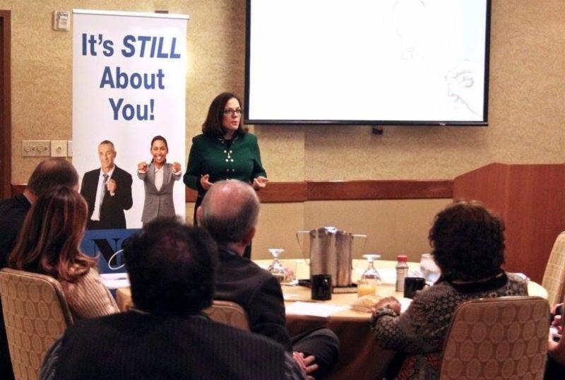 Ed Talk Speaker Melinda Marcus, CSP