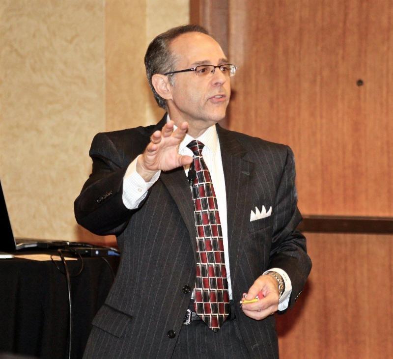 Speaker Peter Donadio, MBA, CSP, MCC