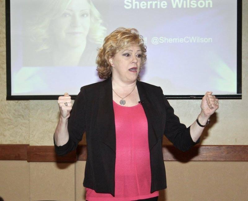 Ed Talk Speaker Sherrie Wilson