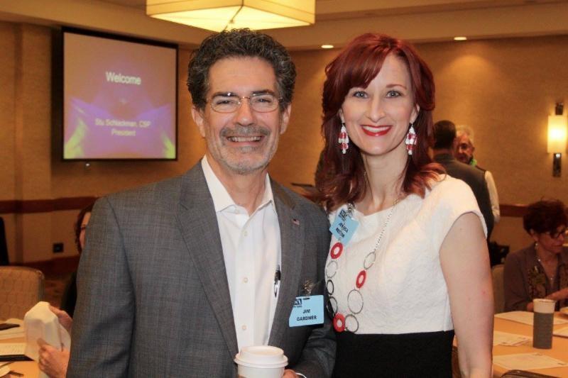 NSA-NT Member Candidates Jim Gardner and Jessica Rector