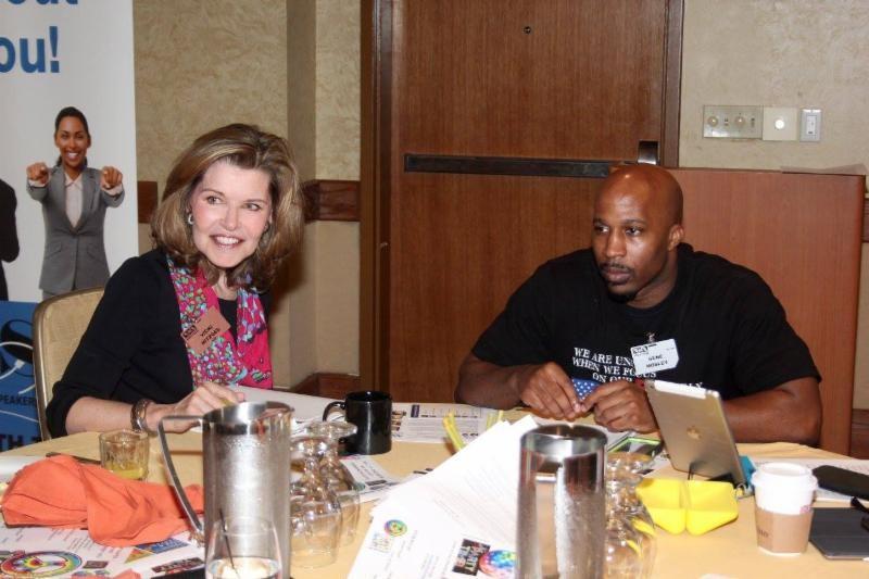 NSA-NT Members Vicki Hitzges and Gene Mosley