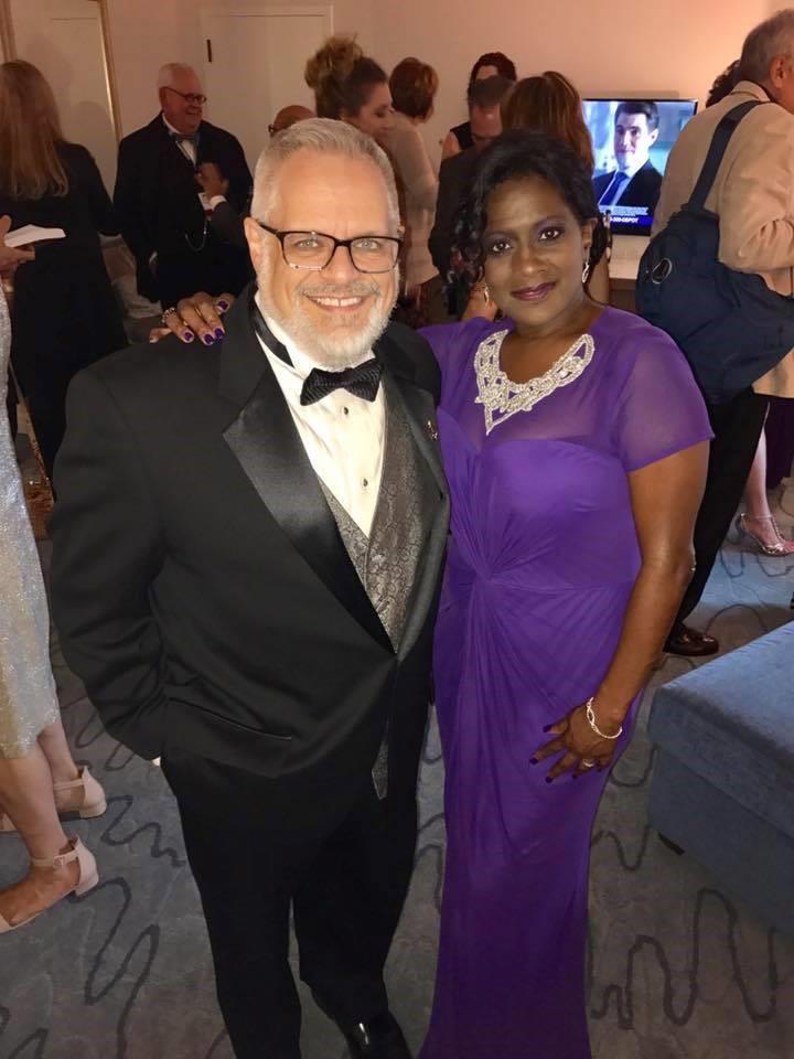 Gary Rifkin, CSP and Sandra K. Samuel at Influence 2017