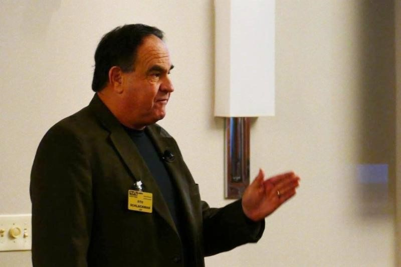 Stu Schlackman,CSP Presents the Ed Talk