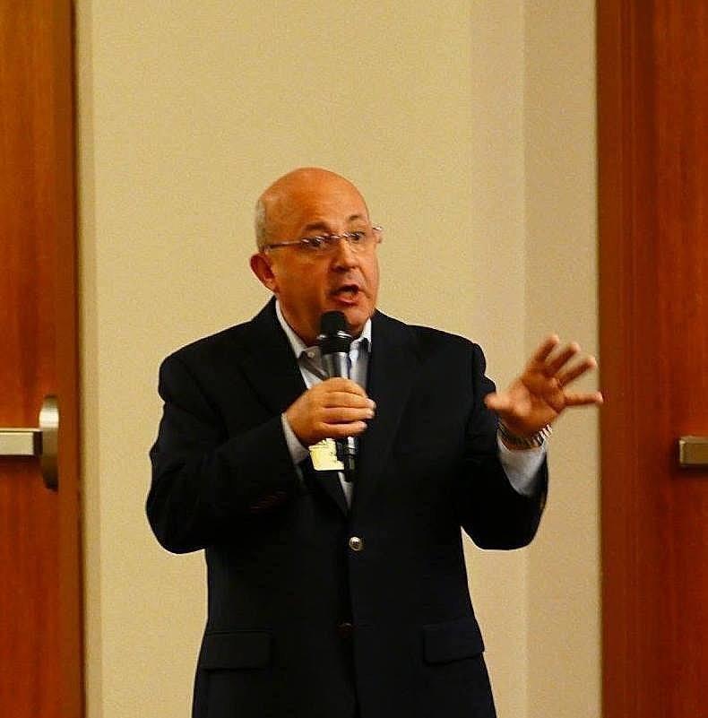 NSA-NT Director of Membership Dave Hill